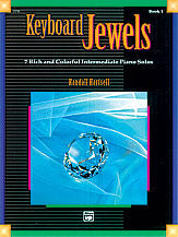 Keyboard Jewels, Book 1 00-11731   upc 038081112466
