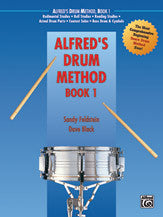 Alfred's Drum Method, Book 1 00-138   upc 038081001173