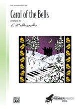 Carol of the Bells 00-14223   upc 038081129020