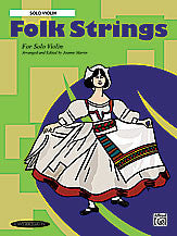 Folk Strings for Solo Instruments 00-15570X   upc 654979036197