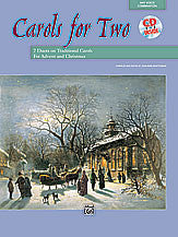 Carols for Two 00-16021   upc 038081130408
