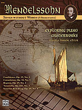 Exploring Piano Masterworks: Songs without Words (5 Selections) 00-16724   upc 038081175218