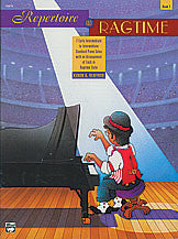 Repertoire and Ragtime, Book 1 00-16874   upc 038081139876