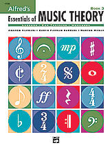 Alfred's Essentials of Music Theory: Book 3 00-17233   upc 038081149189