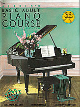 Alfred's Basic Adult Piano Course: Lesson Book 2 00-18105   upc 038081165189