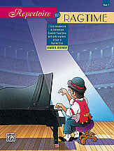 Repertoire and Ragtime, Book 2 00-18121   upc 038081167015