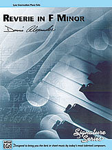 Reverie in F Minor 00-18987   upc 038081176086
