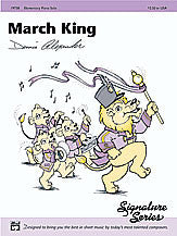 March King 00-19758   upc 038081189918