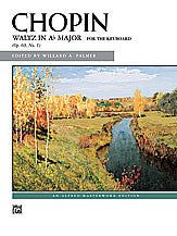 Waltz in A-Flat Major, Op. 69, No. 1 00-2156   upc 038081018621