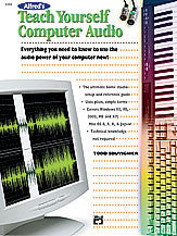 Alfred's Teach Yourself Computer Audio 00-21910   upc 038081204093
