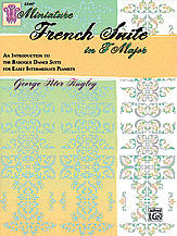 Miniature French Suite in F Major 00-22407   upc 038081232188