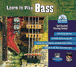 Learn to Play Bass 00-22606   upc 038081226033