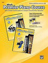 Premier Piano Course: GM Disk for Lesson and Performance, Level 1B 00-23259   upc 038081259369