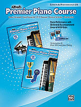 Premier Piano Course: GM Disk for Lesson and Performance, Level 2A  00-23260   upc 038081259376