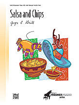 Salsa and Chips 00-24184   upc 038081263496