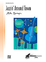 Jazzin' Around Town 00-24190   upc 038081263557