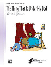 The Thing That Is Under My Bed 00-24529   upc 038081269290