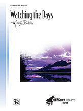 Watching the Days 00-24535   upc 038081269351