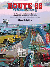 Route 66: A Musical Journey 00-24545   upc 038081269894