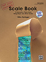 Not Just Another Scale Book, Book 1 00-25905   upc 038081281292