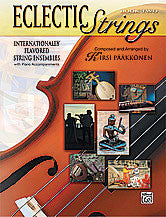 Eclectic Strings, Book 2 00-26124   upc 038081288635