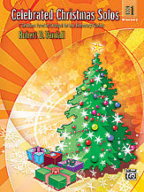 Celebrated Christmas Solos, Book 1 00-26141   upc 038081288536