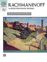 10 Selected Piano Works 00-26193   upc 038081288604