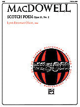 Scotch Poem, Op. 31, No. 2 00-2632   upc 038081039145