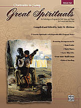 Great Spirituals (Portraits in Song) 00-26383   upc 038081297934