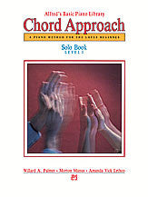 Alfred's Basic Piano: Chord Approach Solo Book 1 00-2650   upc 038081012261