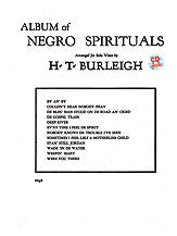 Album of Negro Spirituals 00-27268   upc 038081295282