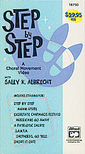 Step by Step: A Choral Movement DVD 00-27431   upc 038081296890