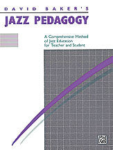 Jazz Pedagogy, for Teachers and Students, Revised 1989 00-2751   upc 038081039831