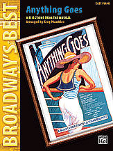 Anything Goes (Broadway's Best) 00-27793   upc 038081304649