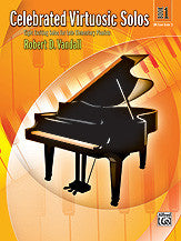 Celebrated Virtuosic Solos, Book 1 00-27810   upc 038081305059