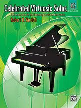 Celebrated Virtuosic Solos Book 2   upc 978739046654