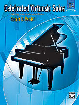 Celebrated Virtuosic Solos, Book 4 00-27813   upc 038081305080
