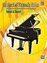 Celebrated Virtuosic Solos, Book 5 00-27814   upc 038081305097