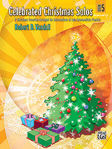 Celebrated Christmas Solos, Book 5 00-28394   upc 038081309392