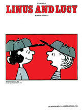 "Linus and Lucy (""Peanuts"") 00-2942LP9X   upc 029156146387"