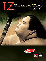 "Israel ""Iz"" Kamakawiwo'Ole: Wonderful World 00-30129   upc 038081327693"