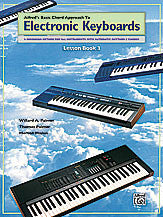 Alfred's Basic Chord Approach to Electronic Keyboards: Lesson Book 3 00-3111   upc 038081041278
