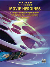 5 Finger Movie Heroines 00-32143   upc 038081352299