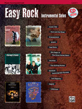 Easy Rock Instrumental Solos, Level 1 00-32612   upc 038081354422