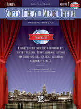 Singer's Library of Musical Theatre, Vol. 2 00-32780   upc 038081356761