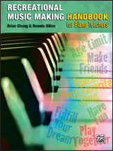 Recreational Music Making Handbook for Piano Teachers 00-32783   upc 038081356891