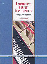 Everybody's Perfect Masterpieces, Volume 1 00-3381   upc 038081010502