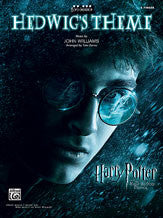 Hedwig's Theme (from <i>Harry Potter and the Half-Blood Prince</i>) 00-33874   upc 038081374451
