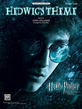 Hedwig's Theme (from <i>Harry Potter and the Half-Blood Prince</i>) 00-33875   upc 038081374468
