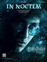 In Noctem (from <i>Harry Potter and the Half-Blood Prince</i>) 00-33878   upc 038081374499